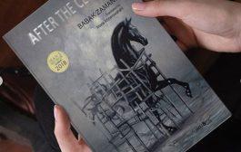 انتشار ترجمه انگلیسی رمان بعد از ابر اثر بابک زمانی