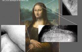 کشف یک طرح مخفی پشت «مونالیزا» و فرضیات جدید