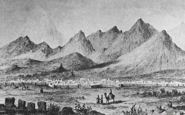 وقتی مردم تهران زیرِ زمین زندگی میکردند